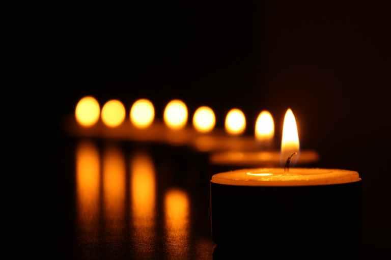 art blur bright candlelight